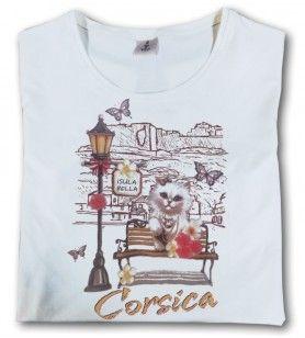Tee-Shirt Lovely  - Tee-Shirt Lovely 100 % Coton Lavage en machine à 30°. Repassage sur l'envers pour la sérigraphie.