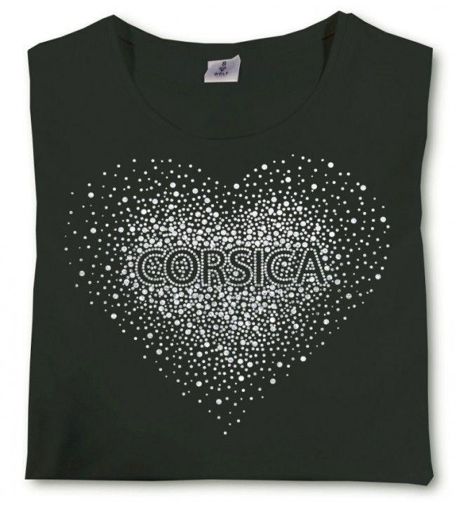 Maglietta Cuore Donna