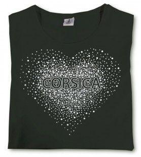 Tee-Shirt Heart Femme