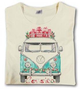 Tee-Shirt volz Femme