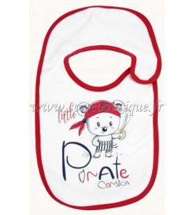 Pirate Bib