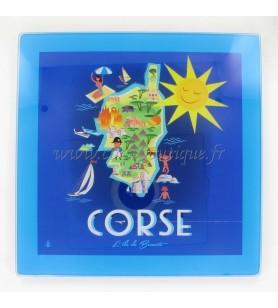 Casa DESSOUS Karte Korsika