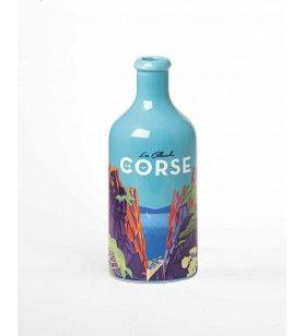 Casa Les Calanche ceramic bottle