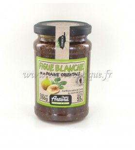 Confiture de figue blanche 350 gr