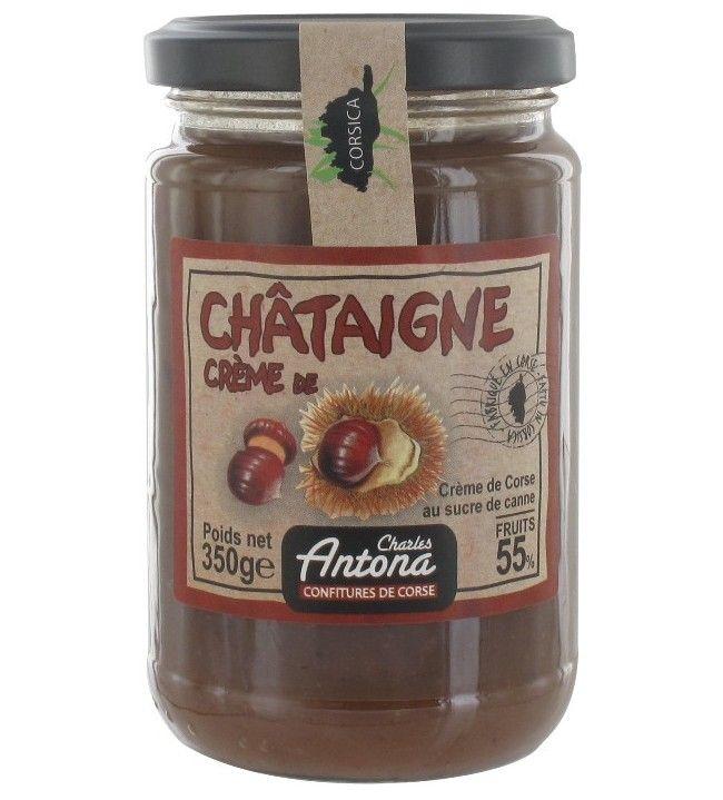Crème de Châtaigne 350 gr