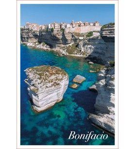 Bonifacio zandkorrel theedoek 60 x 40 cm