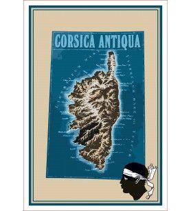 Torchon Dekor Korsika Antiqua