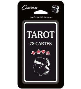 Tarot Córcega 78 mapas