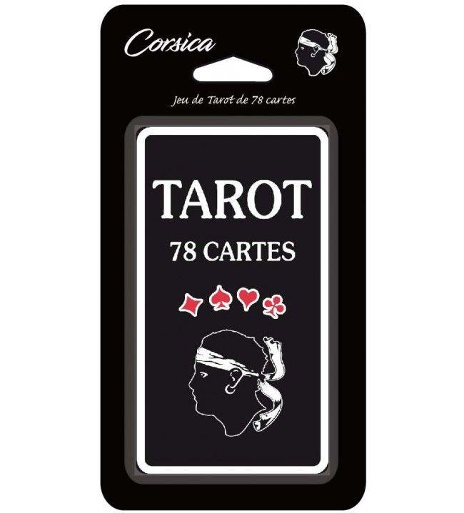 Tarot Córcega 78 cartas