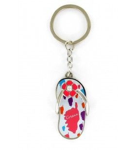 Key holder Tong island color