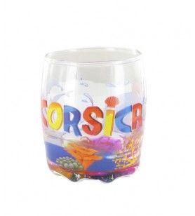 Copa de licor Dolphin rainbow 4