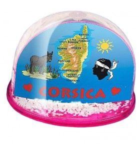 Schneeballesel und Kopf des maurischen Korsika