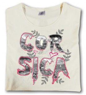 Chica Roma Camiseta