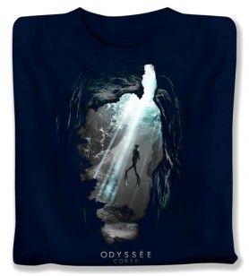 Camiseta Odyssey para niños 15.5
