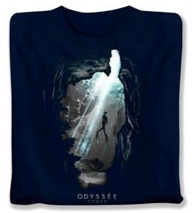 T-shirt Odyssey per bambini