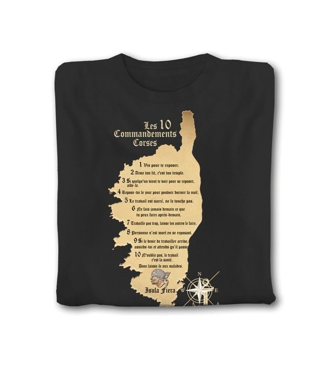 Tee-shirt Mapa