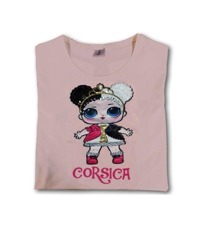 Tee-shirt Lola fille