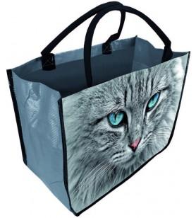 Katze-Dekor-Tasche