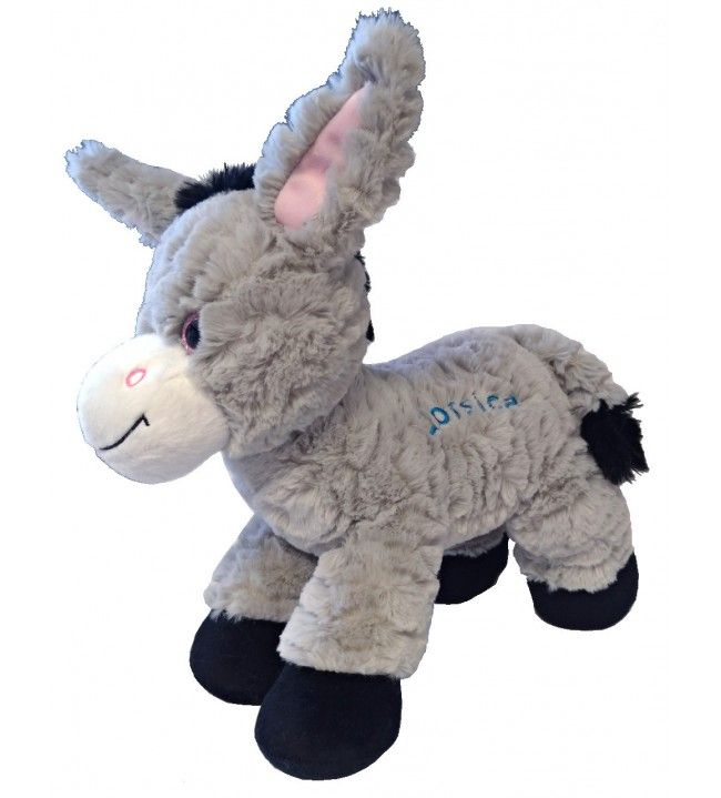 Soft plush donkey plush 30 cm