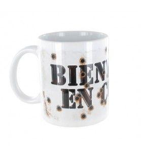 Mug Welcome to Corsica