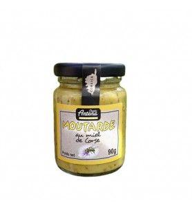 Moutarde au Miel 90g