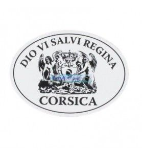 Sticker Dio Vi Salvi Regina Grand Model D