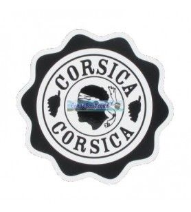Sticker zon Corsica Grand Model D