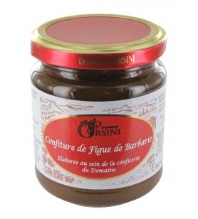 Jam of Prickly pear 250 gr Orsini