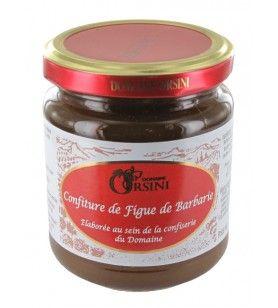 Jam of Prickly pear 250 gr Orsini  - 1