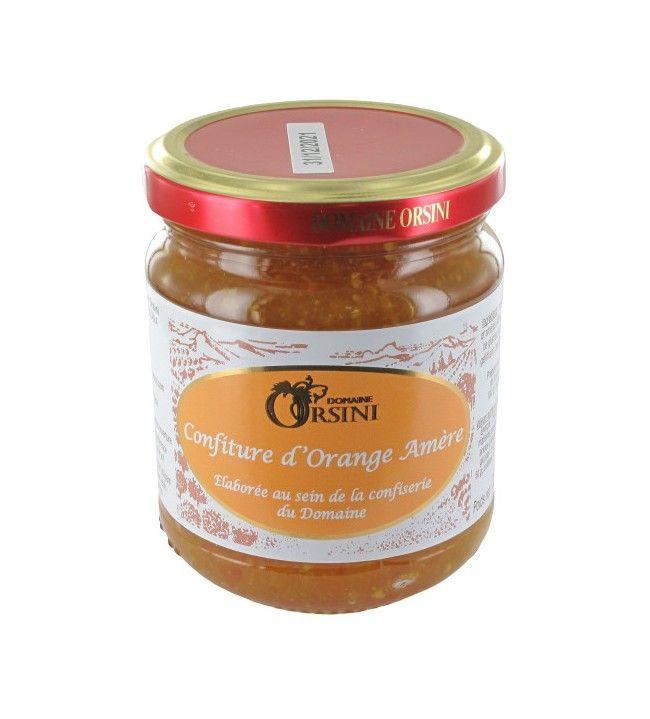 Bitter Orange Jam 250 gr Orsini