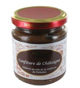 Confiture de Châtaigne 250 gr Orsini