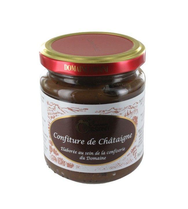 Chestnut Jam 250 gr Orsini