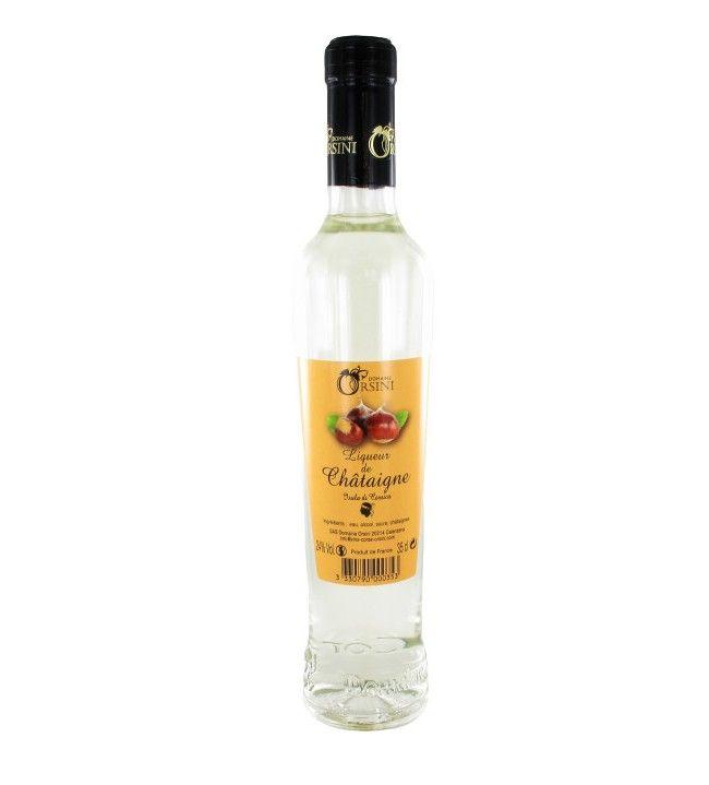 Chestnut Liqueur 375 ml Orsini