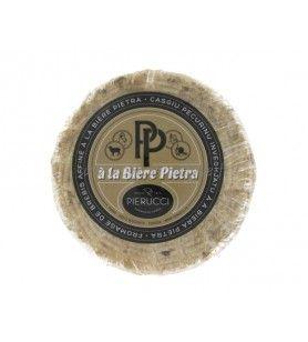 Korsischer Tomme mit PIETRA-Bier  - Korsischer Tomme mit PIETRA-Bier Produkt außerhalb der Saison!