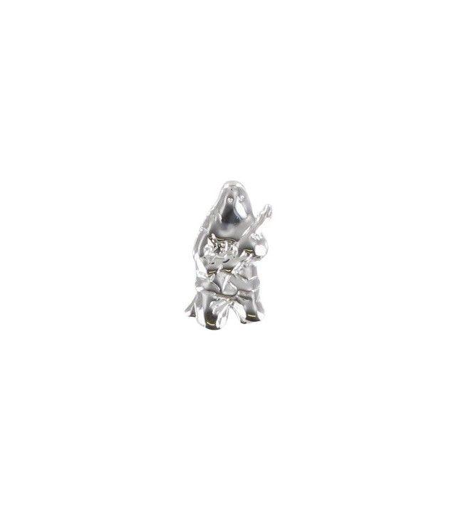 Hanger Ribellu Zilver Rhodium MRP03