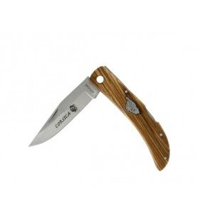 Knife Wood 20.5 Cm Card and Boar 5088