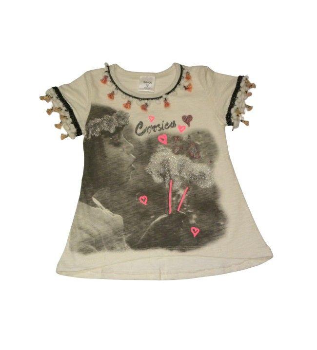 Nueva chica lolita camiseta