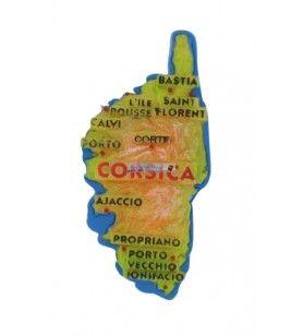 Magneet eiland Corsica