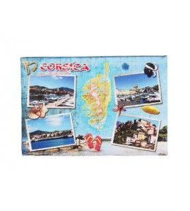 Metal-Magnet Fotos Korsika