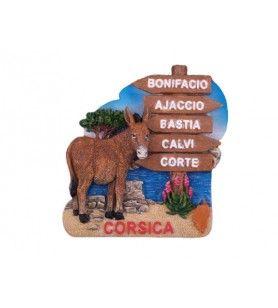 Magnet Pancarte Korsika
