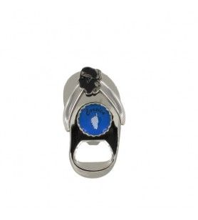 Magnet Tong Décapsuleur Bleu