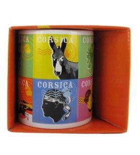 Corsica Mug N4