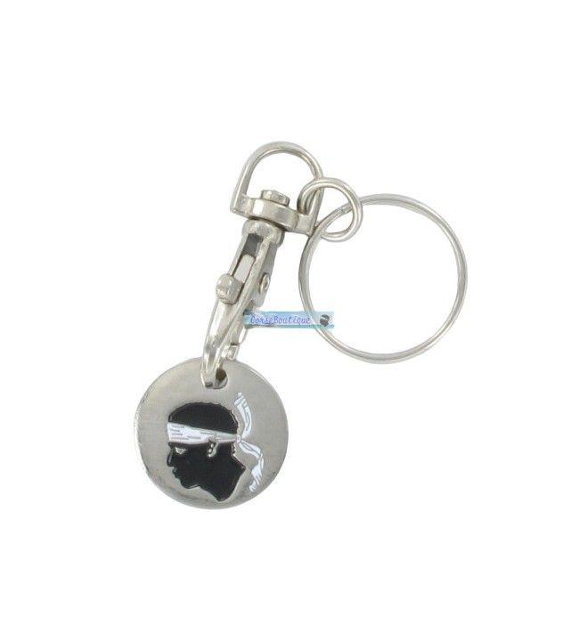 Key ring caddy token 213