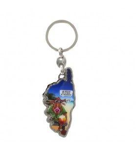 Porta chiave Cinghiale Divertente  - Porta chiave Cinghiale Divertente
