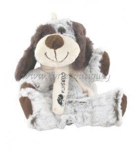 Puppet Rodadou Hond 20 cm