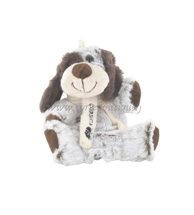 Marionet Rodadou Hond 20 cm