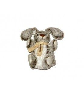 Marionetta Rodadou Coniglio 20 cm