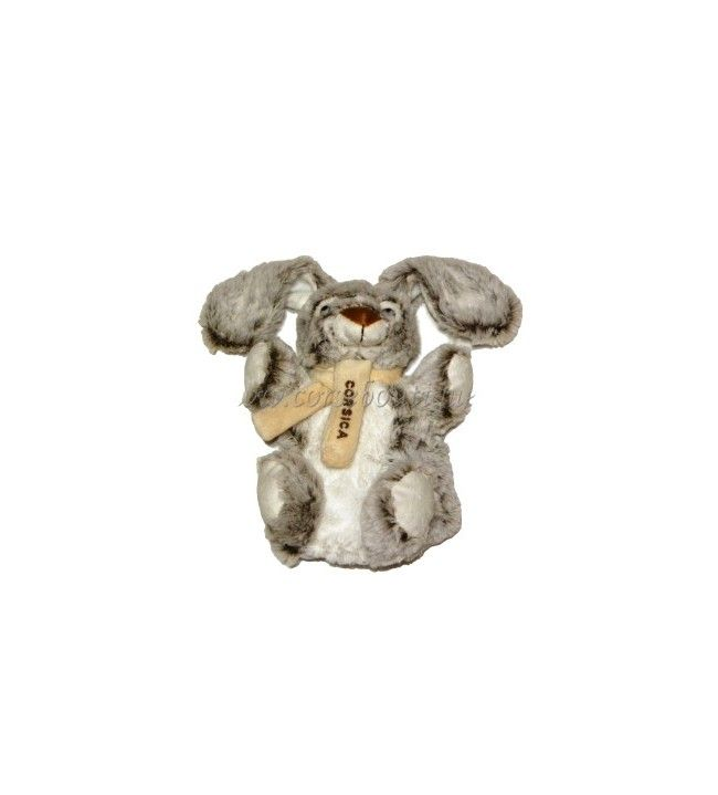Marionnette Rodadou Lapin 20 cm