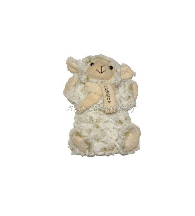 Marionnette Rodadou Mouton 20 cm