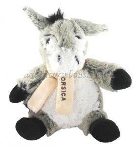 Pluche Rodadou 18 cm ezel Corsica